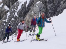 ski de rando gaspardine